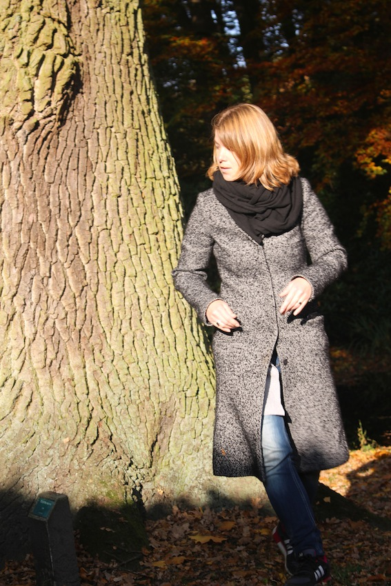Autumn walk met Andrea