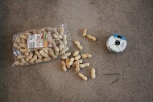 pindaslinger voorbereidingen